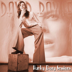 David Bowie Hunky Dory Sessions ,Alternative versions from the Hunky Dory era - SQ 8-9
