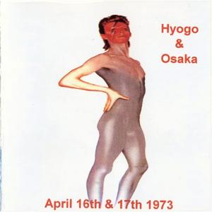 David Bowie 1973-04-16 Hyogo, Kobe Kokusai Kaikan - Hyogo and Osaka - SQ 2-6