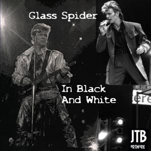 David Bowie 1987-10-02 Minneapolis ,Saint Paul Civic Center - In Black And White - SQ 7,5