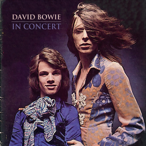 David Bowie 1971-06-05 London ,Paris Theatre - In concert - SQ -9