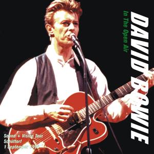 David Bowie 1990-09-01 Schuttorf ,Veechtewiese - In The Open Air - SQ 8+