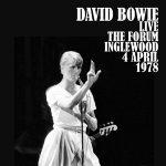 David Bowie 1978-04-04 Los Angeles ,Inglewood Forum (Source 1) – SQ 8