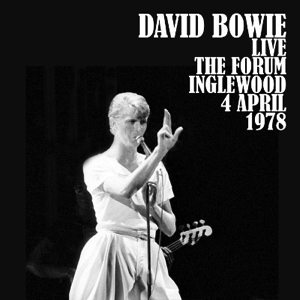 David Bowie 1978-04-04 Los Angeles ,Inglewood Forum (Source 1) - SQ 8