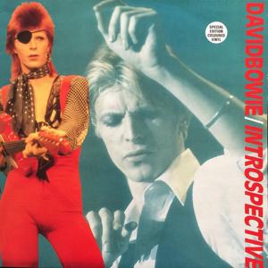 David Bowie Compilation 1966 - Introspective - (Vinyl ,LP) - SQ 9+