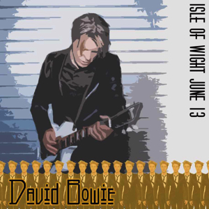 David Bowie 2004-06-13 Newport ,Sea Close Park (Isle Of Wight Festival) (Soundboard) - SQ 9