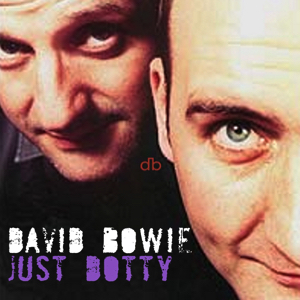 David Bowie 1995-09-19 Mark And Lard Interview, New York - Just Dotty - SQ 10