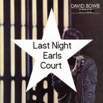 David Bowie 1978-07-01 London ,Earls Court Arena - Last Night Earls Court (Soundboard - Vinyl) - SQ -9