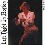David Bowie 1974-11-16 Boston ,Music Hall – Last Night In Boston – SQ 6,5