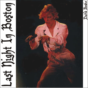 David Bowie 1974-11-16 Boston ,Music Hall - Last Night In Boston - SQ 6,5