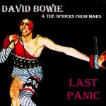 David Bowie 1973-03-01 Detroit ,The Masonic Temple Auditorium - Last Panic - SQ 6