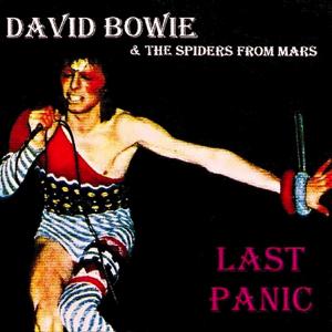 David Bowie 1973-03-01 Detroit ,The Masonic Temple Auditorium - Last Panic - SQ 6
