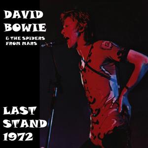 David Bowie 1972-12-28 Manchester ,Hardrock Club - Last Stand 1972 - SQ -7