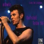 David Bowie 1996-06-23 Lisboa ,Passeio MarÌtimo de Alcantara – Live in Lisboa – SQ 7,5