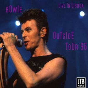David Bowie 1996-06-23 Lisboa ,Passeio MarÌtimo de Alcantara - Live in Lisboa - SQ 7,5