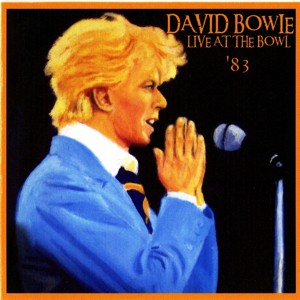 David Bowie 1983-07-02 Milton Keynes ,Milton Keynes Bowl - Live At The Bowl '83 - SQ 8+