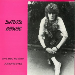 David Bowie Live BBC 69 With Juniors Eyes (BBC 1969-10-20) - SQ 8,5