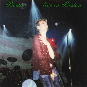 David Bowie 1997-09-30 Boston ,Orpheum Theatre - Live In Boston - SQ 8+