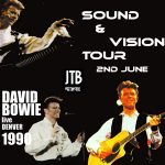 David Bowie 1990-06-02 Denver ,McNichols Arena Denver - Live In Denver - SQ 8+