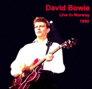 David Bowie 1990-08-22 Oslo ,Jordal Stadion ,Lyd Og Bilde – Live In Norway 1990 - SQ 8