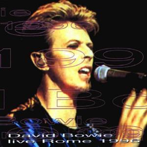 David Bowie 1996-07-09 Rome ,Live Link Festival ,Curva Sud Stadio Olimpico - Live Rome 1996 - (Mono FM Broadcast - Italian chatter not included) - SQ 9