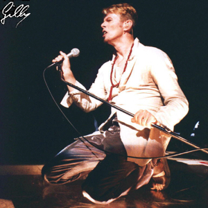 David Bowie 1997-08-02 Liverpool ,Royal Court Theatre (of Master) - SQ 8