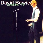 David Bowie 1976-05-06 London ,Wembley Empire Pool - London 76 - SQ 6,5