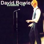 David Bowie 1976-05-06 London ,Wembley Empire Pool - London 76 - SQ 6,5