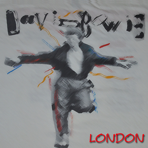 David Bowie 1987-03-20 London ,Player's Theatre [promo show] SQ -9