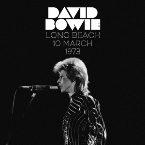David Bowie 1973-03-10 Long Beach ,Arena - (Matrix > 2 Source Mix) - SQ 7,5