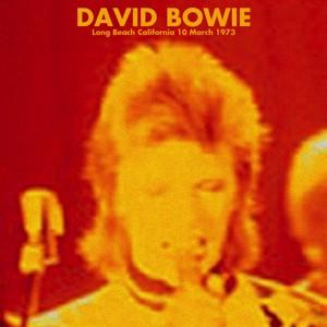 David Bowie 1973-03-10 Long Beach ,Arena SQ 7,5