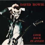 David Bowie Look Back In Anger (LP Rip) Label: Mister Jones (released 1990) - SQ 6-8