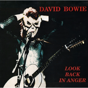 David Bowie Look Back In Anger (Compilation) (LP Rip)- SQ 6-8