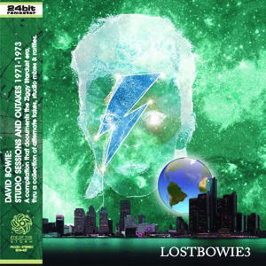 David Bowie Lost Bowie 3 (Studio Sessions And Outtakes 1971-1973) (24bit remaster) – SQ 9