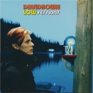 David Bowie Low Sessions (Helden Records 2CD Edition DEN 082-083) - SQ 9,5 (FAKE)
