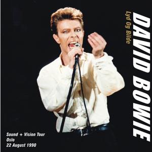David Bowie 1990-08-22 Oslo ,Jordal Stadion - Lyd Og Bilde - SQ 8