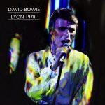 David Bowie 1978-05-26 Lyon ,Palais des Sports - Lyon 1978 - SQ 7,5