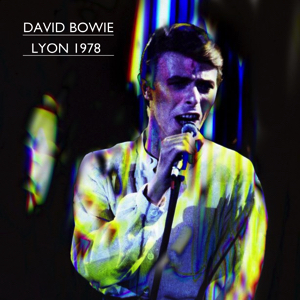 David Bowie 1978-05-26 Lyon ,Palais des Sports de Gerland - David Bowie Lyon 1978 - SQ -8