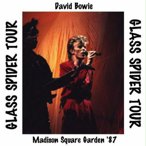 David Bowie 1987-09-01 New York ,Madison Square Garden - Madison Square Garden '87 - SQ -9
