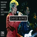 David Bowie 1987-09-02 New York ,Madison Square Garden (Spider Show 2) (RAW) - SQ -8