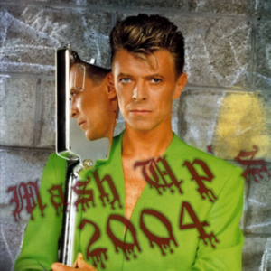 David Bowie BowieNet - Mash Up's - Remix - SQ 9