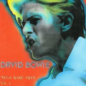 David Bowie Mega Rare Trax Vol.1 (Various BBC Sessions 1967-1972) - SQ -9