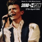 David Bowie 1990-04-27 Miami ,Arena Miami (RAW) - SQ 7,5