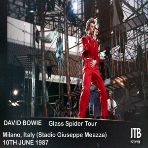 David Bowie 1987-06-10 Milano , Stadio San Siro - Milano '87 - SQ 7,5