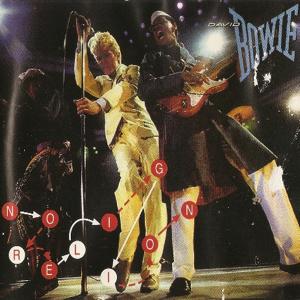 David Bowie 1983-07-03 Milton Keynes , Milton Keynes Bowl - No Religion - SQ 8,5