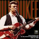 David Bowie 1990-06-13 Milwaukee , Marcus Amphitheatrer – Live At The Marcus Amphitheatrer – SQ 8