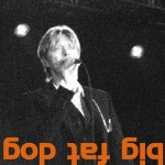 David Bowie 2002-07-10 Manchester ,Old Trafford Cricket Ground – Big Fat Dog – (Move Festival) – SQ 9