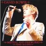 David Bowie 2002-07-14 Nîmes  ,Les Arènes (off Master) – Mistral & Fireworks + Nimes 2002 – SQ -9