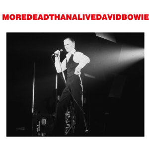 David Bowie 1976-03-03 Chicago ,International Amphitheatre - More Dead Than Alive - SQ 6,5
