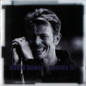 David Bowie 1997-06-16 Natntes ,La Trocadiere - Nantes 97 - SQ 8,5