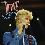 David Bowie 1983-06-06 Birmingham ,National Exhibition Centre - NEC83 - SQ 8,5